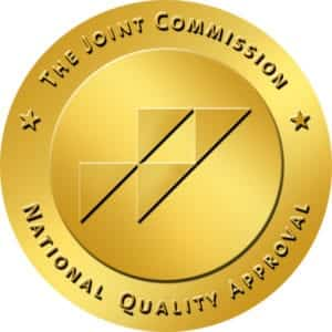 Gold Seal of Approval by The Joint Commission