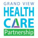 Grand View Health Care Partnership logo.
